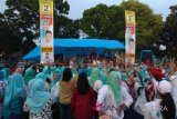 Pasangan Asmani-Syahrul kukuhkan tim pemenangan perempuan