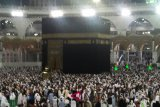 Jamaah mulai bergerak ke Muzdalifah