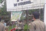 APK peserta Pemilu di Palembang masih banyak terpasang di area publik