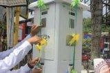 PLN Pasang 2 Unit Stasiun Penyedia Listrik bagi PKL di Bukit Gelanggang