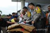 Polisi tangkap buronan pembunuhan di Babel