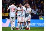 Spanyol wajah baru siap untuk Piala Dunia