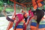 Wisata susur Sungai Klawing Purbalingga butuh promosi (VIDEO)