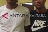 Polisi Nunukan ringkus tiga pencuri telepon genggam