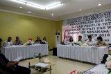 Pilkada - DPT Pilkada Minahasa Tenggara diumumkan