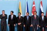 Para pemimpin ASEAN bahas dan mencari solusi kekacauan Myanmar yang dipicu kudeta