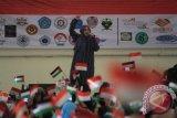 Melly Goeslaw konser amal untuk Palestina