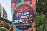 Indonesia tamu di pameran buku Kuala Lumpur