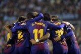 Barcelona melaju ke semifinal setelah hancurkan Sevilla