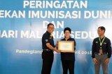 Seruyan raih penghargaan eliminasi malaria