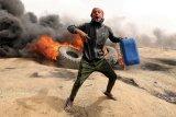 Pasukan Israel menembak mati warga Palestina di perbatasan Gaza