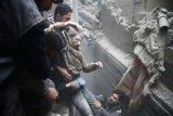 Pakar senjata kimia internasional akan menyelidiki dugaan serangan gas beracun di Suriah