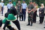 Bawa Angin Segar ke Riau, Panglima TNI Janjikan Tunjangan Babinsa Sama dengan Bhabinkamtibmas