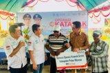 BNI Manado Bantu Warga Morotai Operasi Katarak