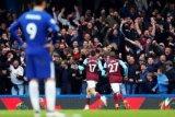 Chelsea ditahan imbang West Ham  1-1