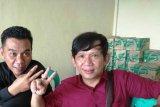 Komedian Ginanjar Dampingi Kampanye Herman HN