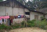 Kisah Rumah Kumuh Nenek Kida Bersama Anaknya yang Difabel di Kuansing