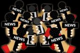 Tokoh pers nasional Aristides Katoppo dikabarkan meninggal dunia