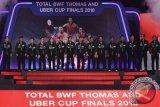 Piala Thomas & Uber Cup 2020 diundur akibat virus corona