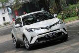 Astra luncurkan Toyota C-HR hybrid  pekan depan