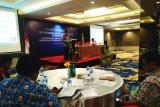 Rapat Koordinasi Teknis TPID se-Provinsi Papua Barat di Manokwari, Kamis (31/5/2018). Tim Pengendali Inflasi Daerah (TPID) Provinsi Papua Barat mengusulkan sebanyak sepuluh rekomendasi kepada gubernur terkait peningkatan ekonomi di daerah tersebut.