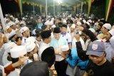 Ridho Ficardo Hadiri Pengajian Akbar di Lampung Utara