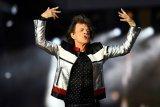 Mick Jagger membaik usai operasi katub jantung