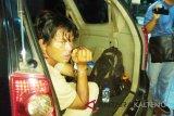 Melawan Polisi, kaki penjambret di Palangka Raya ditembak