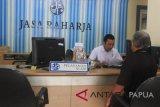 Jasa Raharja Papua: pengguna layanan daring masih minim