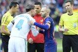 Ditahan Real Madrid, Barcelona  jaga rekor tak terkalahkan