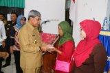 Sosialisasi Bantuan Stimulasi Perumahan Swadaya Lampung Tengah