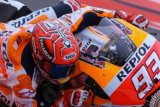 Pedrosa Tabrakan dengan Duo Ducati, Marquez Juara MotoGP Jerez