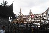 Dispar Solok Selatan: belum satupun rumah gadang di Saribu Rumah Gadang yang selesai direvitalisasi