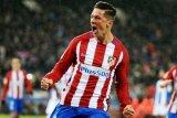Fernando Torres, penantian lama raih trofi bersama Atletico Madrid