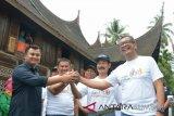 Solok Selatan susun dokumen amdal revitalisasi Saribu Rumah Gadang