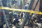 Kerugian kebakaran Pasar Tampung Untung capai miliaran rupiah