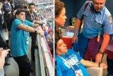 Usai kemenangan Argentina vs Nigeria, Maradona dilarikan ke rumah sakit