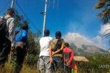 PVMBG: Magma Merapi masih jauh di bawah