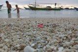 Anak nelayan pantai Laguna, kaur.