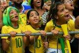 Casemiro tegaskan Brasil tak perhitungkan favoritisme