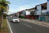 Hari kedua Lebaran aktivitas pertokoan di Palangka Raya lengang