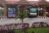 Terminal BRPS Pekanbaru Berangkatkan 69 Bus H-5