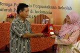 Pengelola Perpustakaan Sekolah Berperan Wujudkan Indonesia Gemar Membaca