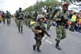 Kolombia pecat 11 pejabat militer terkait kasus mata-mata