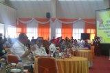 Saksi Dodi-Giri interupsi rapat pleno KPU