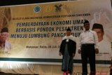 Pesantren invited to contribute to achieving food self sufficiency