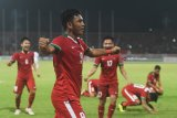 Tiga gol M Rafli warnai kemenangan 5-0 Indonesia atas Filipina