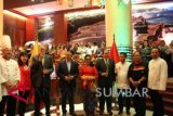 Pekan kuliner dan budaya Indonesia hipnotis pengunjung restoran di Ekuador