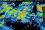 BMKG: Sebagian kota di Indonesia akan diguyur hujan