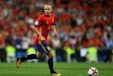 Iniesta akhiri karier internasional